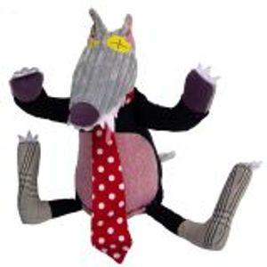 Pelucia-Original-Bigbos-o-Lobo---Les-Deglingos