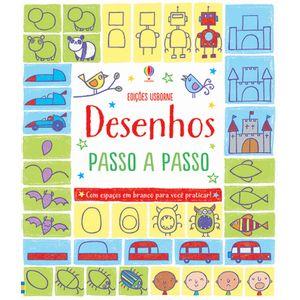 Livro-Desenhos-Passo-a-Passo---Usborne