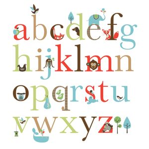 Adesivo-de-Parede-Decorativo-ABC-Zoo---Skip-Hop