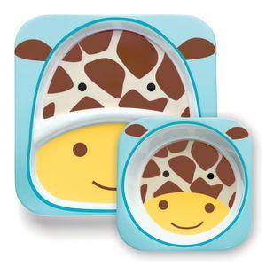 Set-de-Pratos-Zoo-Girafa-Skip-Hop