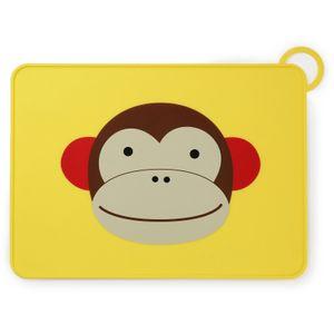 Jogo-Americano-Zoo-Macaco-Skip-Hop-