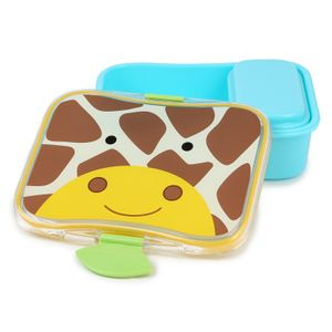 Kit-Lanche-Zoo-Girafa-Skip-Hop-