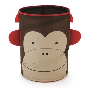 Porta-Brinquedo-Cilindrico-Zoo-Macaco-Skip-Hop