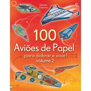 Livro-100-Avioes-para-Dobrar-e-Voar-Volume-2