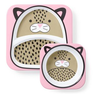 Set-de-Pratos-Zoo-Leopardo-Skip-Hop