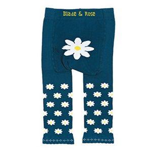 Meia-Calca-Legging-Margarida-Azul-0-6-meses-Blade-and-Rose