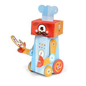 Robo-de-Montar-Chef