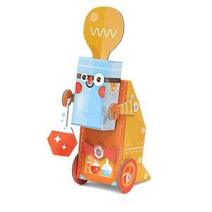 Robo-de-Montar-Cientista