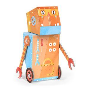 Robo-de-Montar-Construtor