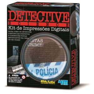 Kit-de-Impressoes-Digitais-4M---Detetive