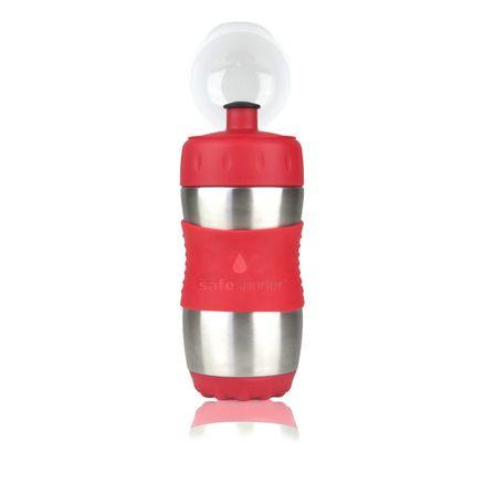 Garrafinha-Safe-Sporter-355-ml-Vermelha