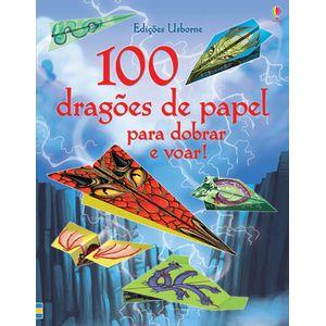 Livro-100-Avioes-para-Dobrar-e-Voar---Dragoes