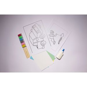 Desenhos-para-Colorir-com-Areia-Menino