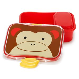 Kit-Lanche-Zoo-Macaco-Skip-Hop-