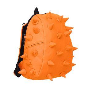 mochila-spiketus-rex-laranja-espinhos-madpax