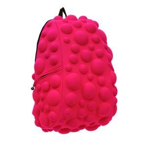 mochila-bubble-bolhas-grande-pink-rosa-neon-madpax-mochila-3D