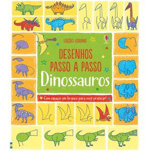 Dinossauros---Desenhos-Passo-A-Passo