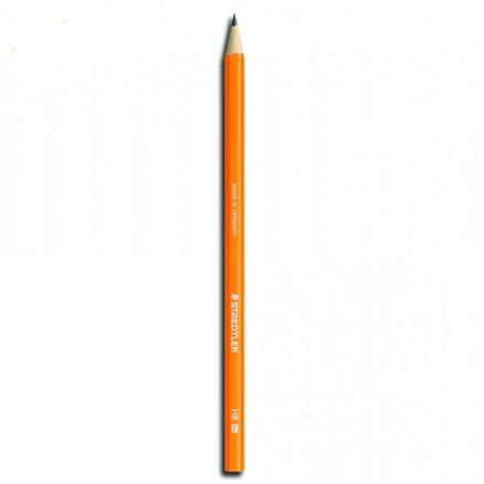 Lapis-Preto-Wopex-HB2-Laranja-Neon-Staedtler